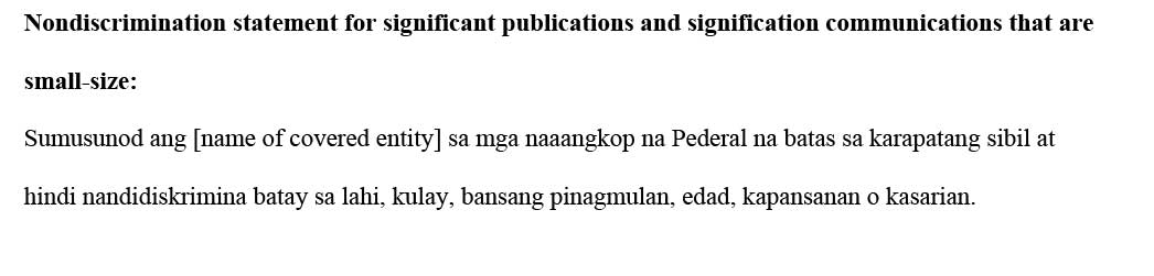 sample ce statement tagalog